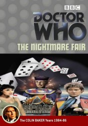 Stephen Reynolds' DVD cover for The Nightmare Fair