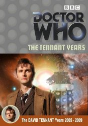 Stephen Reynolds' DVD cover for a potential The Tennant Years
