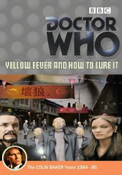 Stephen Reynolds' DVD cover for Yellow Fever